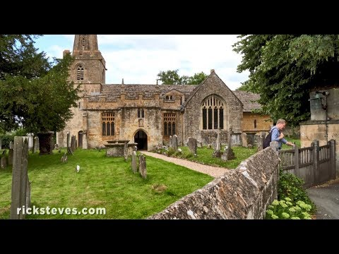 Stanton, England: Church of St. Michael