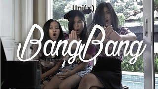 Video BANG BANG - Jessie J, Ariana Grande, Nicki Minaj (cover) UNI(X) download MP3, 3GP, MP4, WEBM, AVI, FLV Oktober 2018