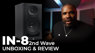 Kali Audio IN-8 2nd Wave - Unboxing & Review