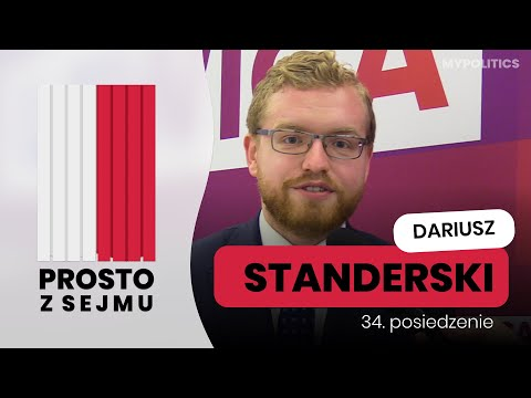 Standerski: brak debaty