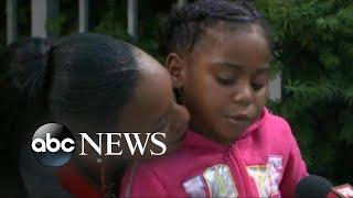 4-year-old girl makes life-saving 911 call