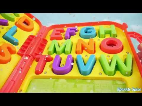 Elmo's On The Go Letters to Learn the Alphabet