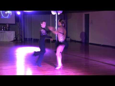 Kurtis Jolly and Ayumi Greene - Jive