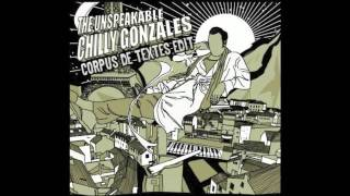 Chilly Gonzales - Different Kind Of Prostitute (Corpus de Textes Edit)