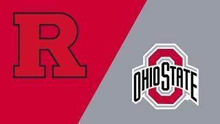 Week 2 2018 Rutgers vs #4 Ohio State Highlights Sep 8 2018