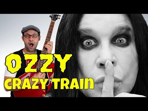 CRAZY TRAIN: tutti a bordo del pazzo treno di OZZY!