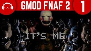 Gmod Horror FNAF 2 Featuring Mark, Jack, and Yami