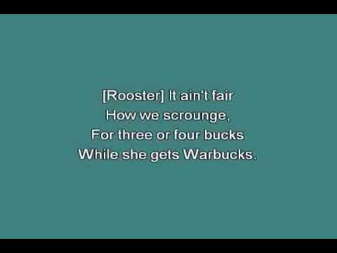 Annie   Easy Street [karaoke]