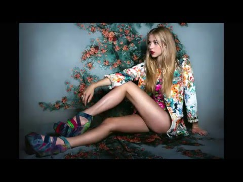 Hermione Corfield - Kenton Magazine (Behind the Scenes)