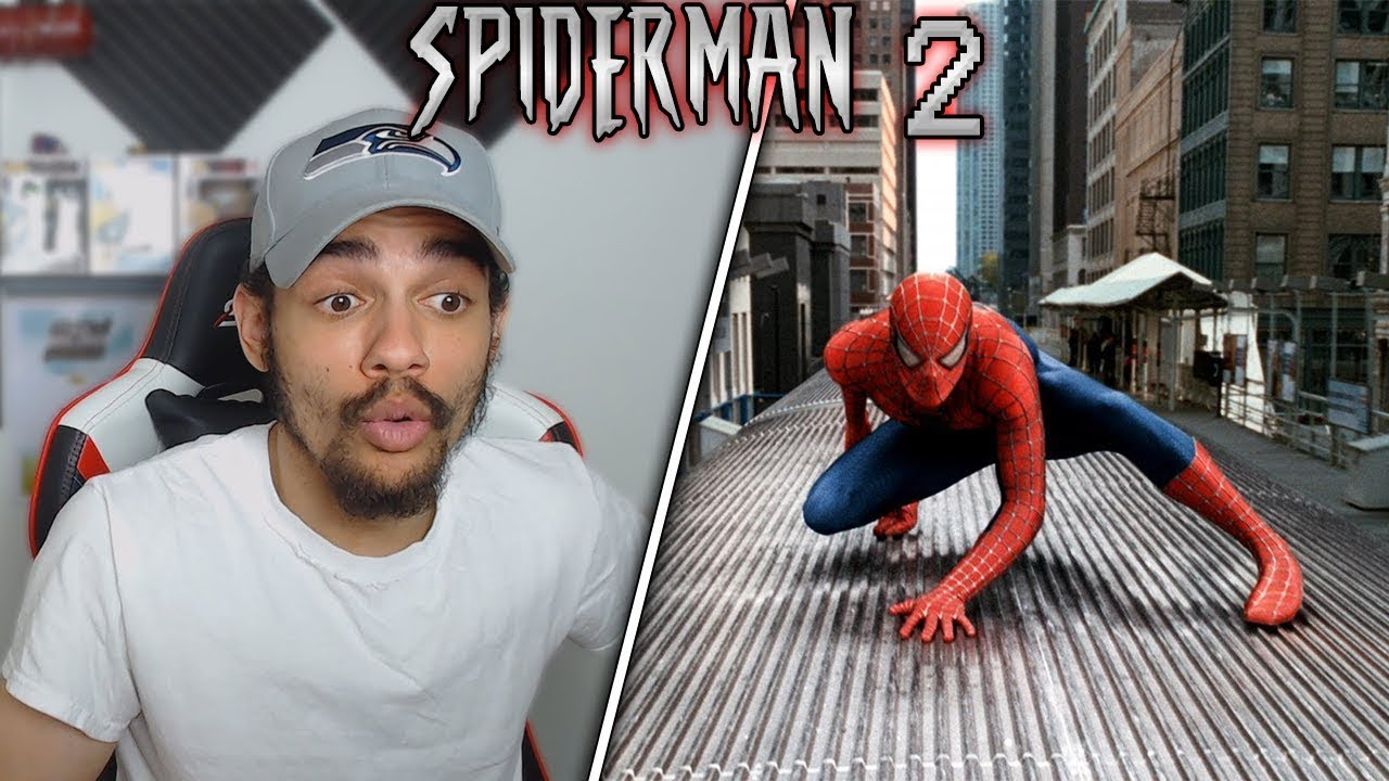 Download Spider-Man 2 (2004) Movie Reaction! FIRST TIME WATCHING!