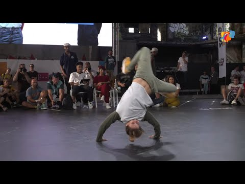 Vavi vs Queen Mary at the 2019 World Urban Games Budapest