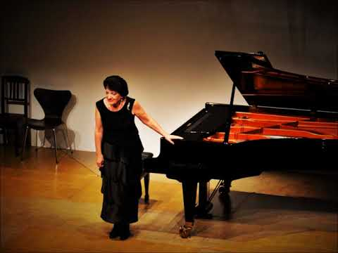 """ANAHIT NERSESYAN plays J. S. BACH 3 """"Chromatic Fantasy and Fugue"""" (Live in Tokyo 2016)"""