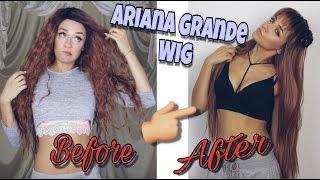 Perücke wie Ariana Grande Stylen ♡ Verlosung