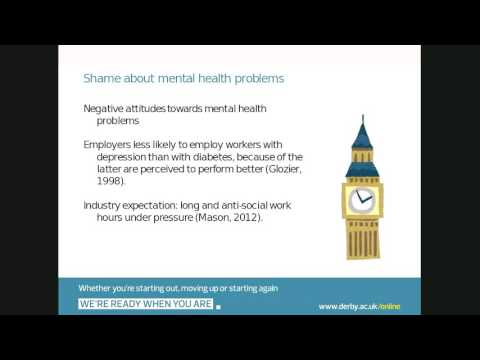 Let's talk about mental health: shame culture and effective skills webinar