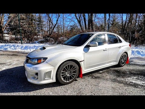 2012 Subaru WRX REVIEW: The BEST Year-Round Sports Car?