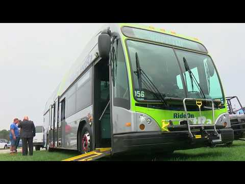 Ride On's New ExtRa Service Will Provide an Express Bus Along Route 355