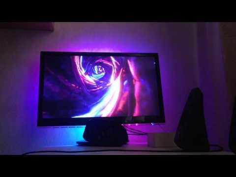 Динамическая подсветка монитора и телевизора