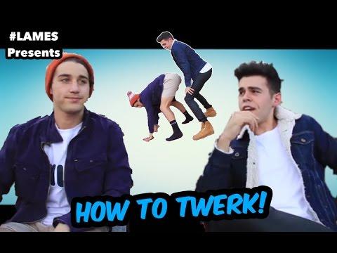 How To Twerk (the real way)