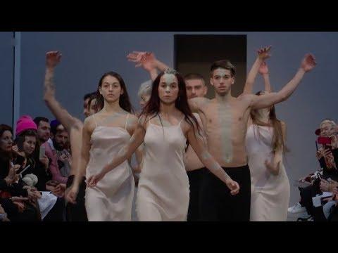 Isabel Benenato   Fall/Winter 2018/19   Menswear   Milan Fashion Week