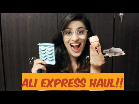 Ali Express Haul   Mystic Beauty