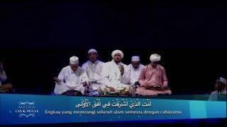 Ya Badratim Plus Lirik - Sholawat Terbaru Habib Syech 2018 Live Malaysia