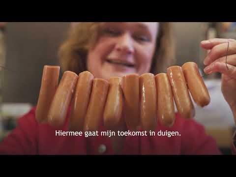 Volkskeuken: Crown Roast of Frankfurters - de Volkskrant