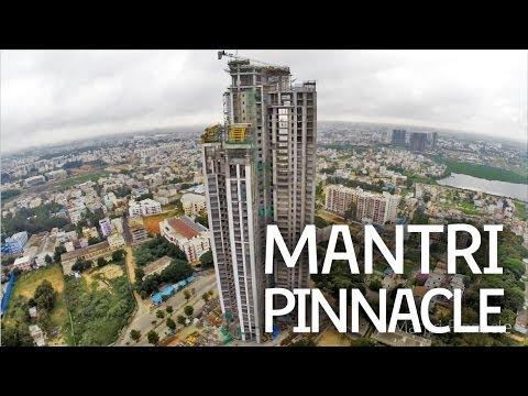 Mantri Pinnacle | Aerial View