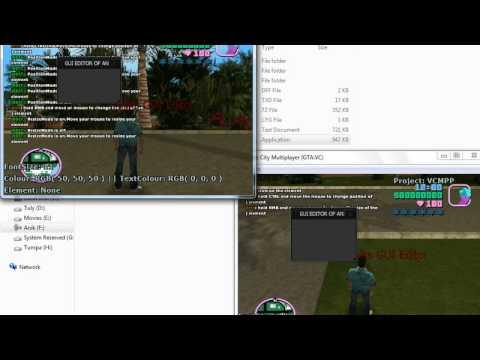 [GAMING] VC:MP Anik's GUI Editor