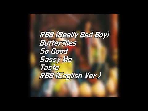[FULL ALBUM] RBB - The 5th Mini Album