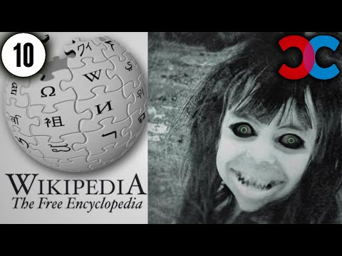 10 CREEPIEST Wikipedia Pages!