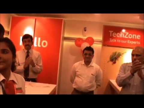 Vodafone  opened 50th Global Store at Arumbakkam