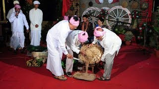 'Vojem' in Roce Ceremony of Mangalore Catholic Wedding - uploaded by www.mangaloreweddingmart.com