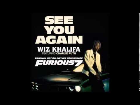 Wiz Khalifa Ft Charlie Puth  See You Again Instrumental