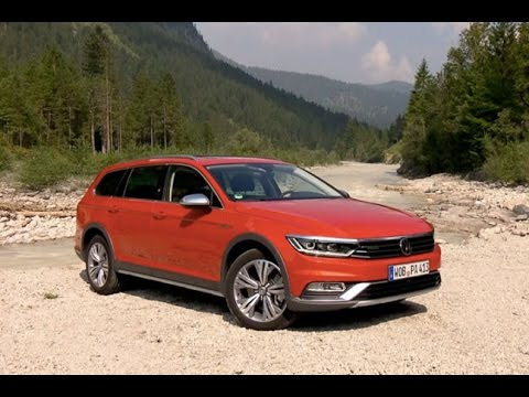 fahrbericht im vw offroader passat alltrack 2015 youtube. Black Bedroom Furniture Sets. Home Design Ideas