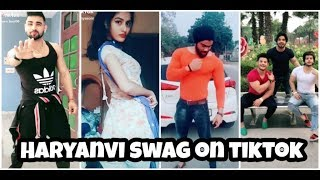 Haryanvi Swag on TikTok || Best Musically Videos of Haryana