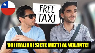 MA COME GUIDATE IN ITALIA ?! - Free Taxi 4 a Roma - thepillow