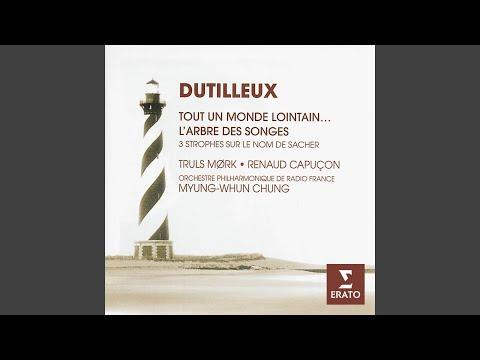 Trois Strophes Sur Le Nom De Sacher For Unaccompanied Cello: I. Un Poco Indeciso