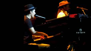 Jason Mraz Double Talk new song, title Lucky w Chaska Potter.mp3