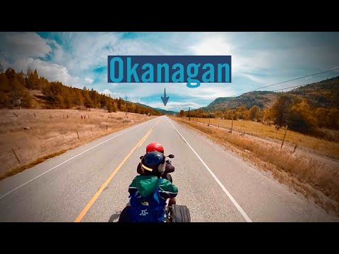 Riding Into The FAMOUS Okanagan Valley