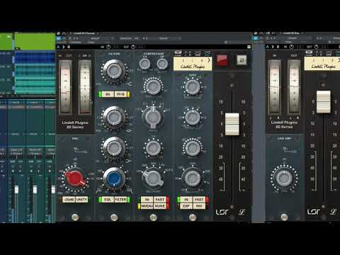 Lindell 80 Series Channel and Buss Overview