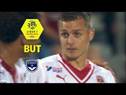 But Nicolas DE PREVILLE (78') / FC Metz - Girondins de Bordeaux (0-4)  (FCM-GdB)/ 2017-18
