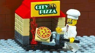 Lego City Pizza MasterChef Fail