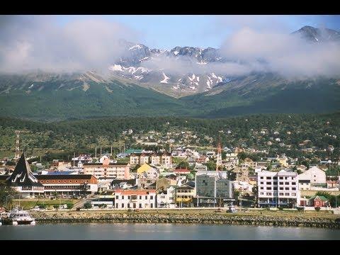 Back to Ushuaia, Argentina (from Antarctica)