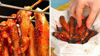 25 MOUTH-WATERING FRIED CHICKEN RECIPES  5-Minute Recipes To Impress Your Family!
