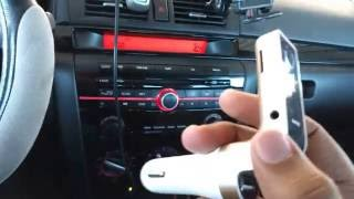 Bluetooth FM Transmitter for CarG7