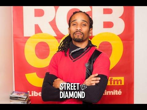 Anokréyol de Jacques Brel à la Dancehall Jamaïcaine... sur STREET DIAMOND