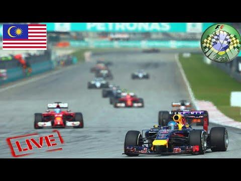"""Live: """"F1 2014"""" Liga_F1 Champions GP da Malaysia"""