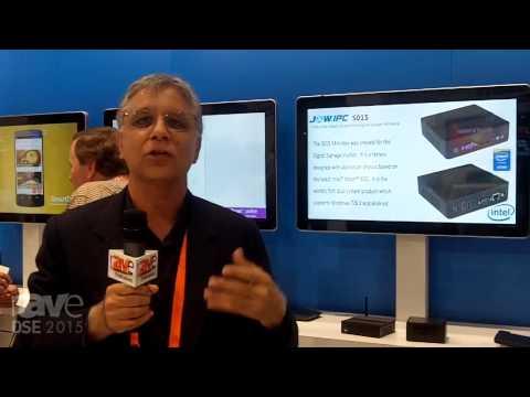 DSE 2015: Intel Showcases Visual Retail Technologies