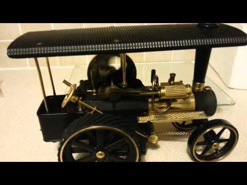 Steam Engine   Winding Down