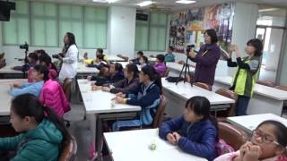 20160325香港將軍澳基德小學參訪簡介